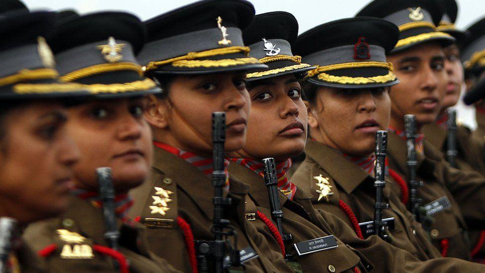 ভারতীয় সেনাবাহিনীর নেতৃত্বে এবার নারীরা